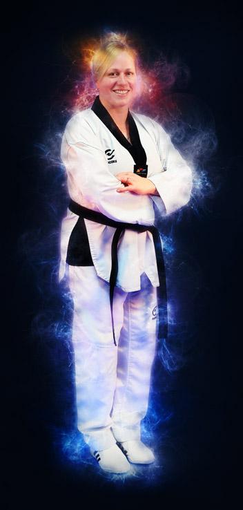 Alice Svodoba Five Rings Taekwondo Kitchener