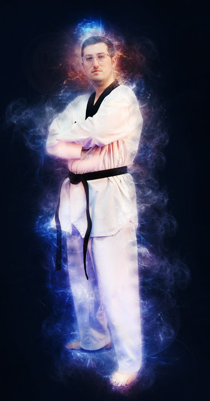 Master Jay Bauer Five Rings TaekwonDo Kitchener