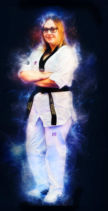 Ms. Kaleigh Bauer Five Rings Martial Arts