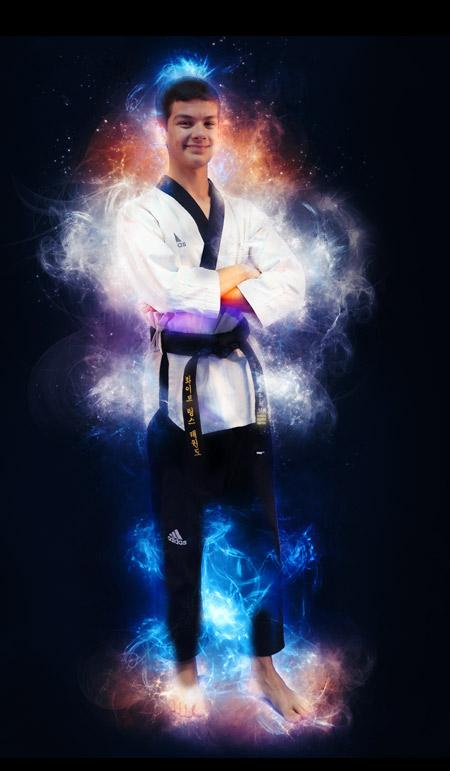 Master Prem Mehta-Spooner Five Rings TaeKwonDo Waterloo