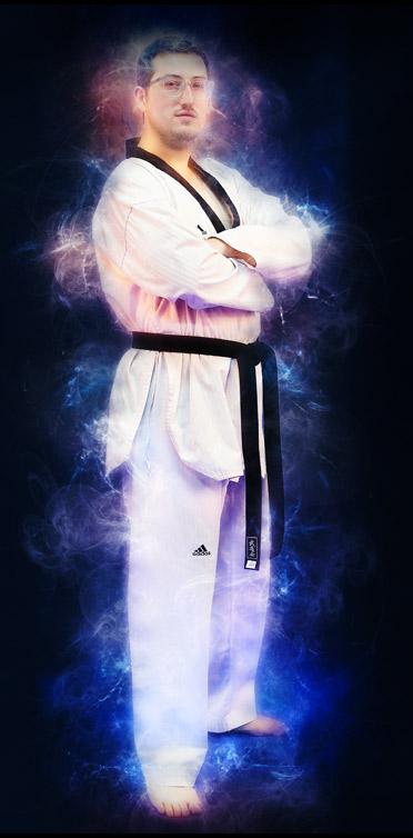 Master Ryan Bauer Five Rings TaekwonDo Waterloo